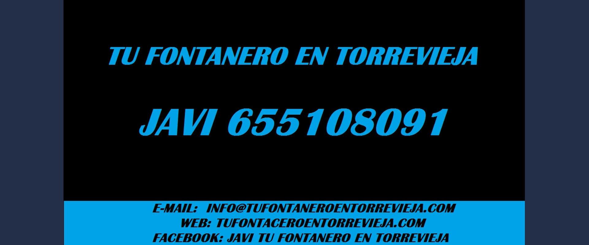 Tu Fontanero En Torrevieja Servicios Profesionales De